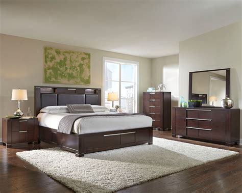 contemporary bedroom furniture sets najarian furniture contemporary bedroom set studio na stbset