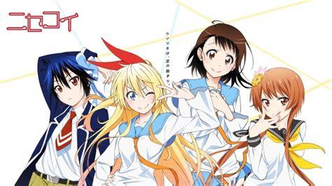 nisekoi anime nisekoi anime reviews anime planet