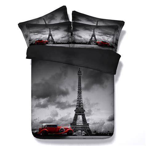 eiffel tower comforter sets popular eiffel tower comforter set buy cheap eiffel tower