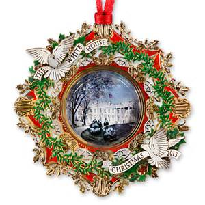 white house tree ornaments 2013 white house ornament the american elm tree