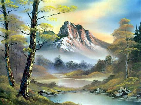 bob ross paints new bob ross beautiful paintings tapandaola111