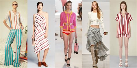 Spring 2017 summer 2017 fashion trends guide to spring and summer styles