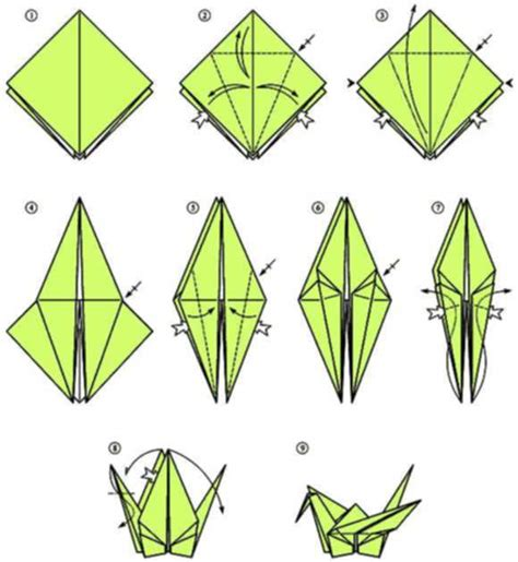 simple easy origami try this easy origami crane 2016