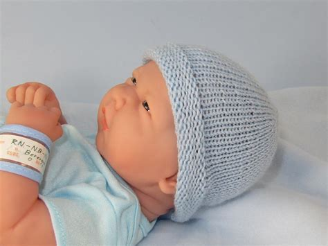 5 ply knitting patterns free just for preemies premature baby simple 4 ply beanie and