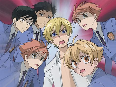 ouran highschool host club host club ouran high school host club photo 26183934