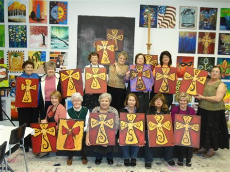 paint with a twist columbus ga prime timers and friends painting with a twist february