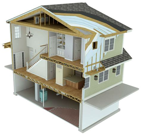 energy efficient home designs how to building an energy efficient home via home automation theydesign net theydesign net