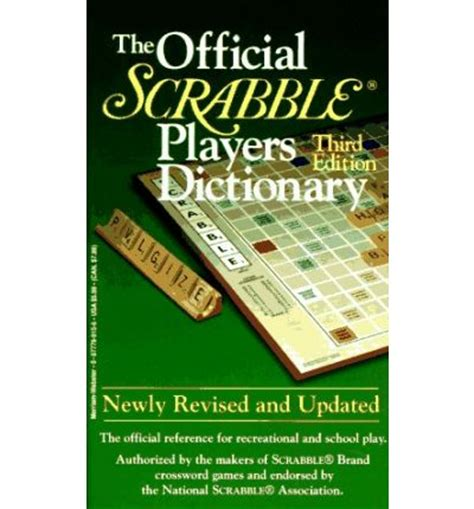 the official scrabble players dictionary merriam webster the official scrabble players dictionary merriam webster
