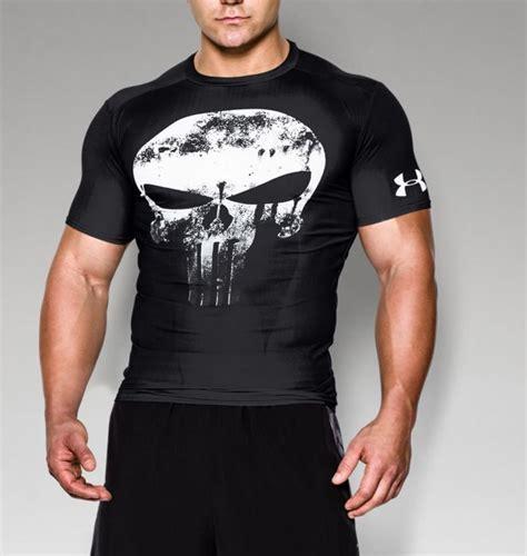 men s under armour 174 alter ego punisher compression shirt