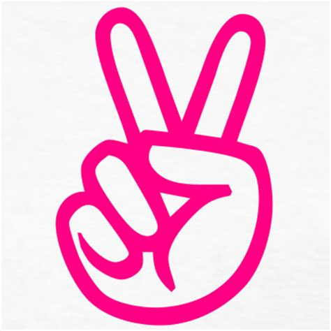 peace sign how to draw peace sign