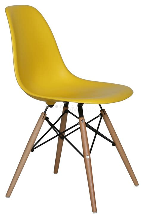 Dining Chair Eames by Charles Eames Style Dsw Abs Plastic Dining Chair