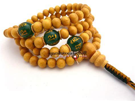 mantra mala mantra mala aus nangkawood mit om peme hung silben