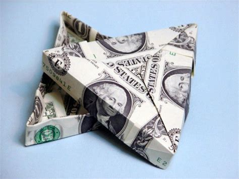money box origami beautiful money origami pieces many designs made of