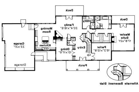 colonial house floor plans colonial house plans clairmont 10 041 associated designs