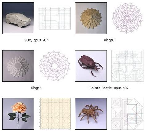 3d origami pdf origami patterns free patterns gallery