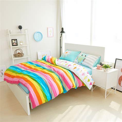 rainbow bedding rainbow stripe bedding reviews shopping rainbow