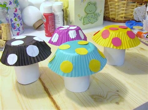how to make a paper craft how to make a from toilet paper cupcake
