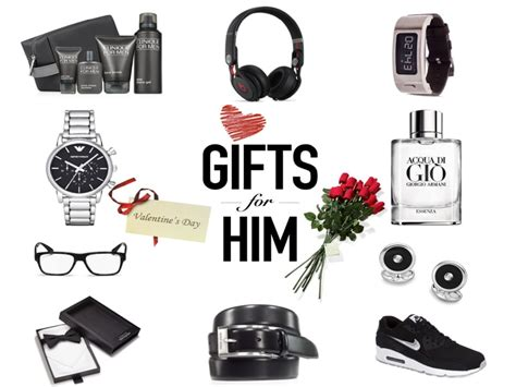 gifts for s day gifts for him