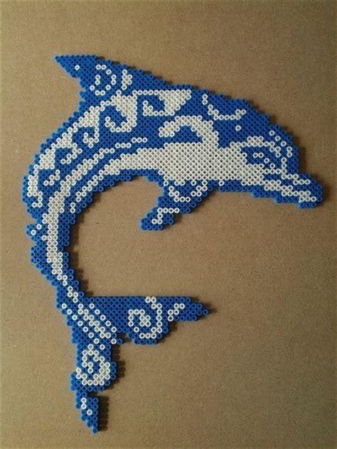 Delfin Hama Hama Mini Perler Etc Hama