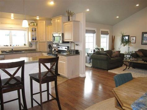 kitchen living room open floor plan creative plans for the open concept kitchen decor around the world