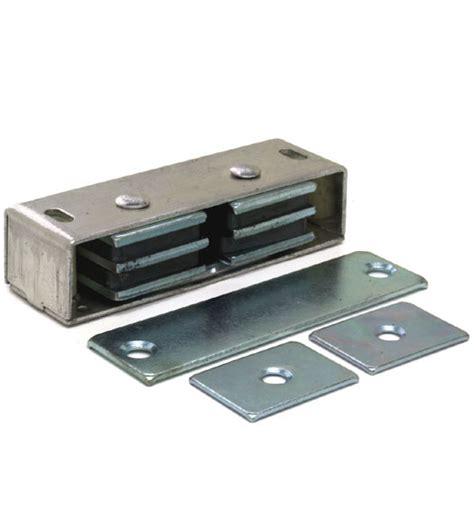 magnets for cabinet doors large sized steel magnetic catch deltana mc327