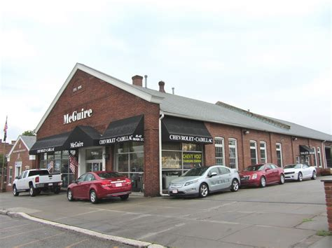 Mcguire Chevrolet Cadillac by Sussex County Court House Newton New Jersey Mapio Net