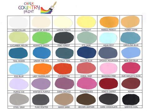 chalk paint new colors chalk country paints new colors for 2014 chalk paint