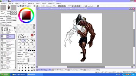 paint tool sai 2 pictures easy paint tool sai william birkin g 2 by fer2306 on