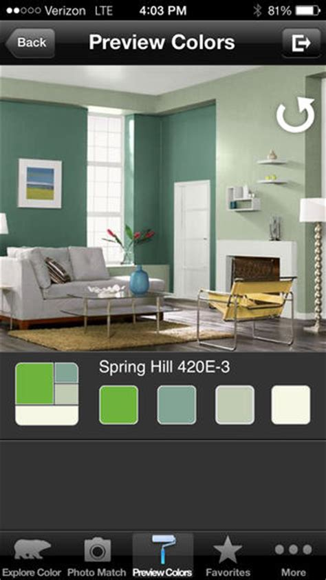 behr paint color match app 7 painting apps to help you create inspiring palettes