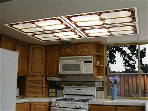decorative kitchen lighting fluorescent lighting decorative fluorescent light covers