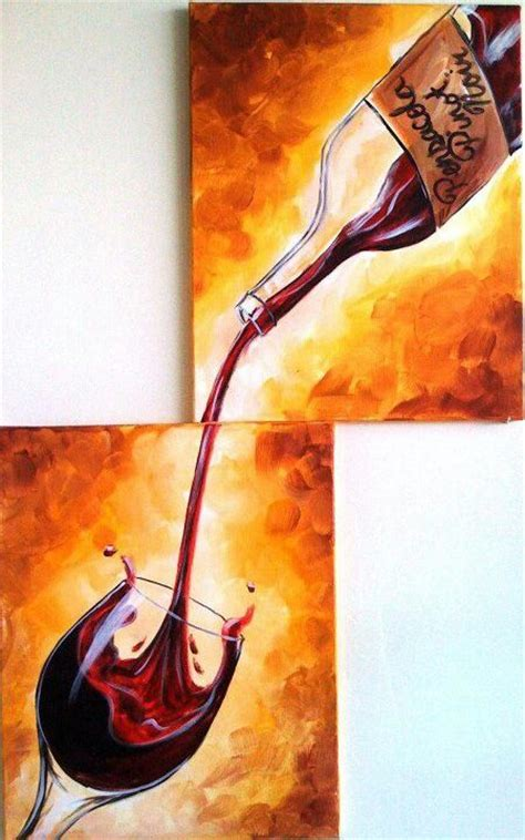 paint with a twist couples 17 best ideas about wine on cork wine