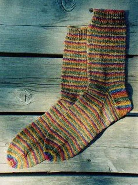 simple sock knitting patterns beginner schachenmayr regia pairfect beginner s lightweight socks