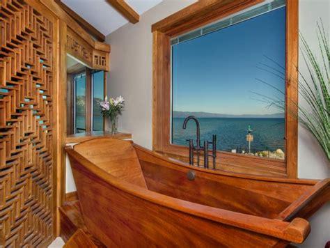 Rustic Spa Bathroom by Rustic Spa Bathroom Photos Hgtv