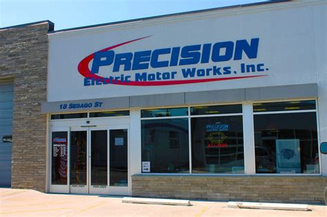 Electric Motor Repair Nj by Contact Precision Electric Motor Works Inc