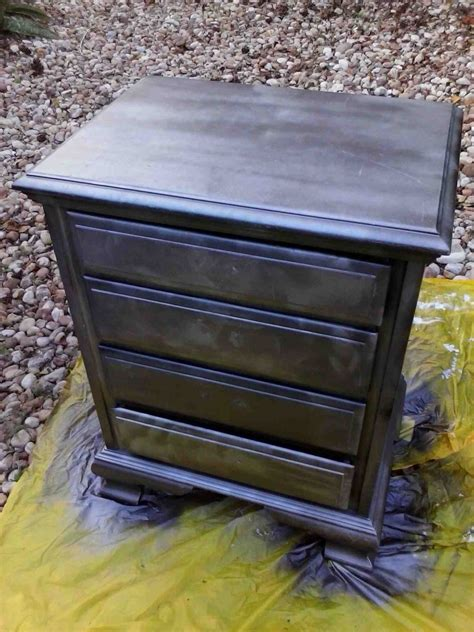 shabby chic spray paint colors ridiculously awesome shabby chic furniture makeover using