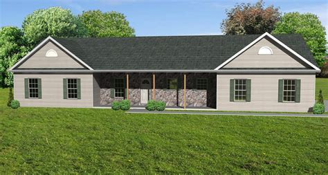 style ranch homes small ranch house plans with front porch