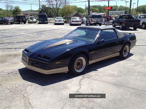 Pontiac Trans Am 1984 by 1984 Pontiac Trans Am Recaro Edition Actutorrent