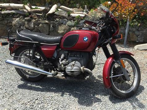 Bmw R75 For Sale by For Sale 1975 Bmw R75 6 Quot Likely Haunted Quot Boing Boing