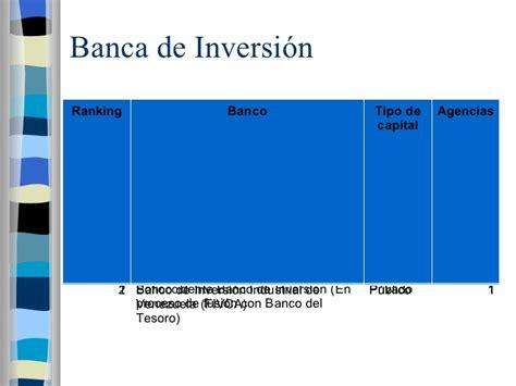 bancos en venezuela bancos en venezuela