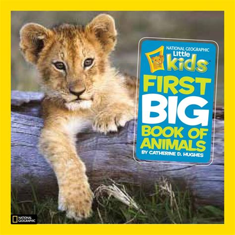 animal picture book national geographic big book of the