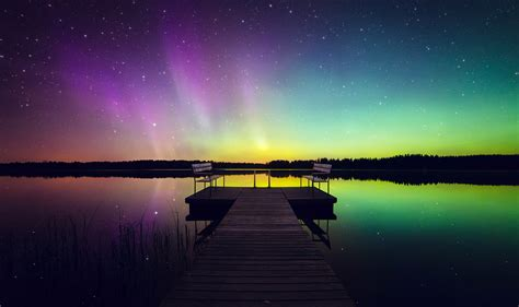 pin aurore boreale on