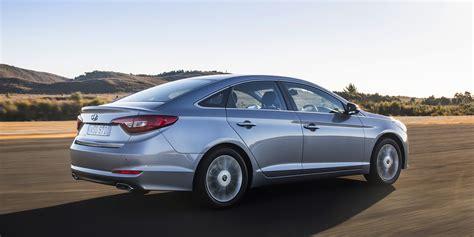 Hyundai Reviews 2015 2015 hyundai sonata review caradvice