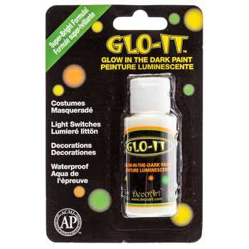 glow in the paint masters glo it glow in the paint hobby lobby 836791