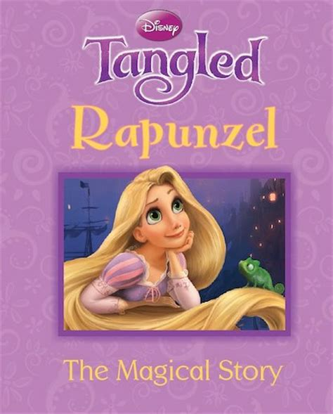 rapunzel story book with pictures tangled rapunzel the magical story scholastic club