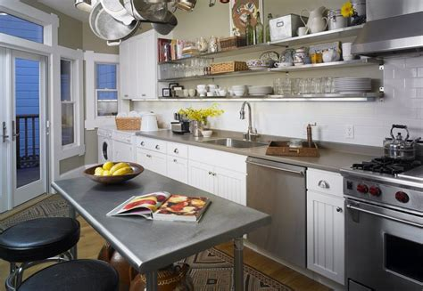 stainless kitchen islands increased kitchen functionality stainless steel work tables