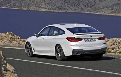 Bmw 5 Gran Turismo by Bmw 6 Series Gran Turismo Revealed Replace 5 Series Gt