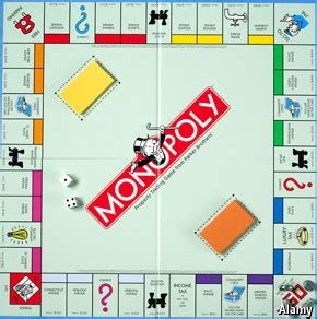 rethinking monopoly rules of the game the economist