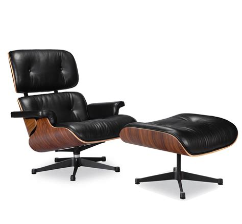 designer chair eames eames lounge chair replica vitra black manhattan home design