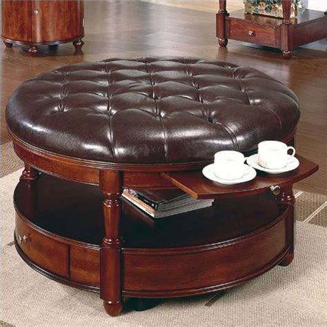 coffee table with storage ottoman coffee table with wine storage coffee table with