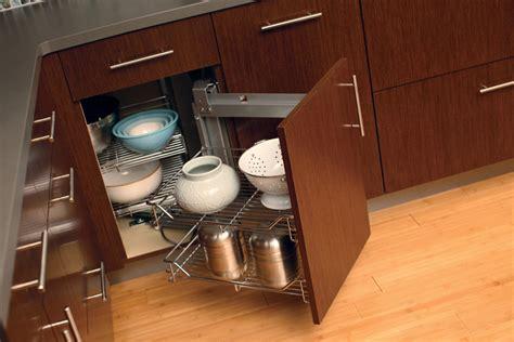 corner kitchen cabinet storage solutions cardinal kitchens baths storage solutions 101